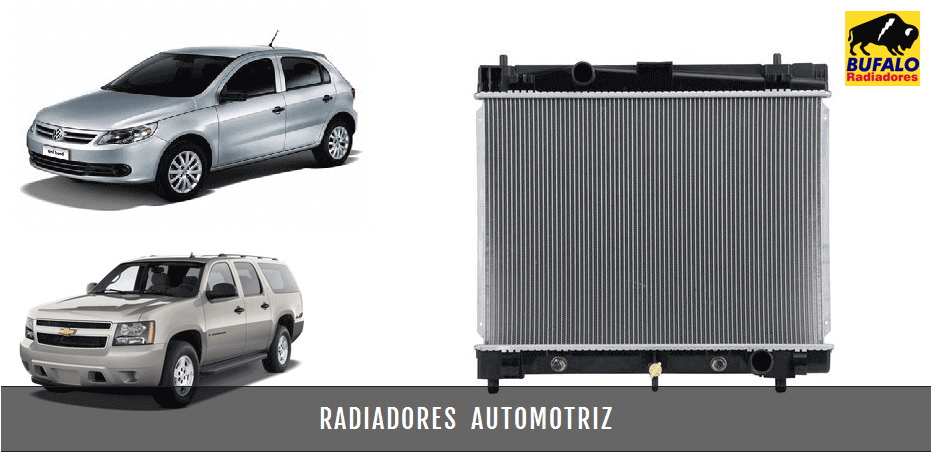 Bufalo Radiadores - Radiadores Automotriz