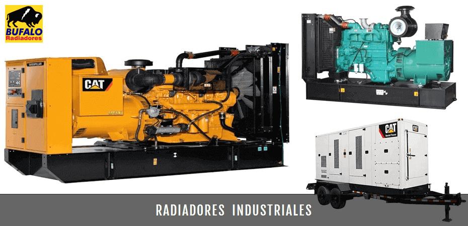 Bufalo Radiadores - Radiadores Industriales